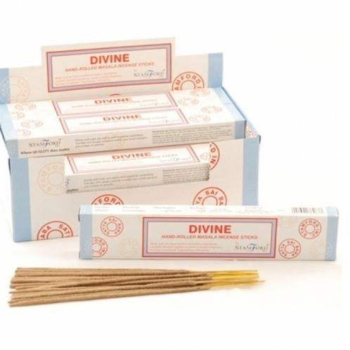 Divine  - Stamford Hand-Rolled Masala Incense Sticks