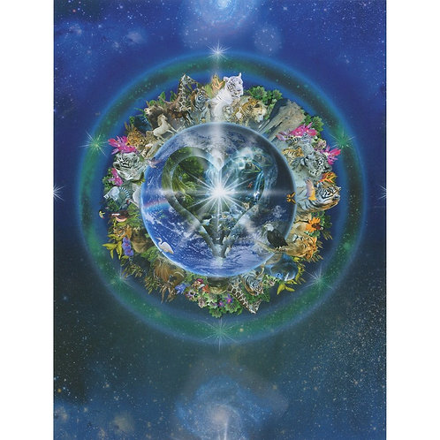 Cosmic Essence Card - Friendship Message
