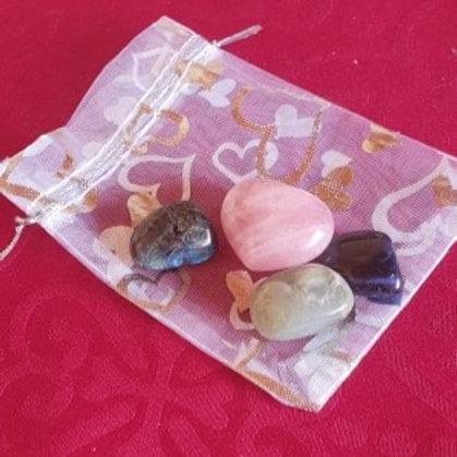 Moving Home - Gemstone Healing Pack