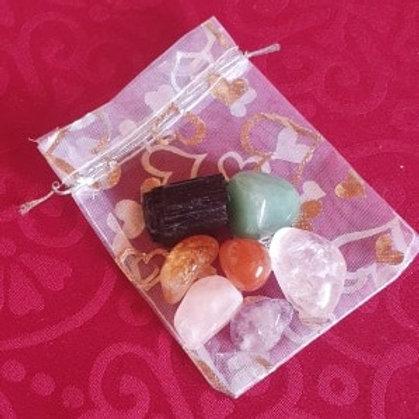 Gemstone Beginner - Gemstone Healing Pack