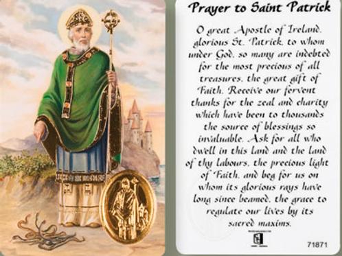 Prayer to Saint Patrick
