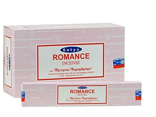 Romance - Satya Incense Sticks