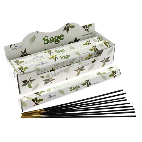 White Sage - Stamford Incense Sticks