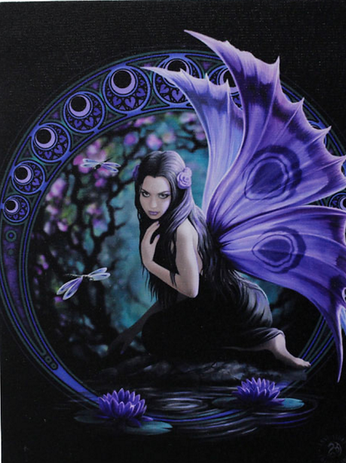 Niaid plaque by anne stokes