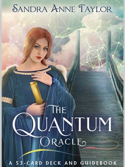 The Quantum Oracle - Oracle Cards