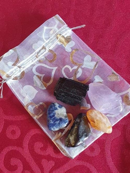 Gratitude - Gemstone Healing Pack