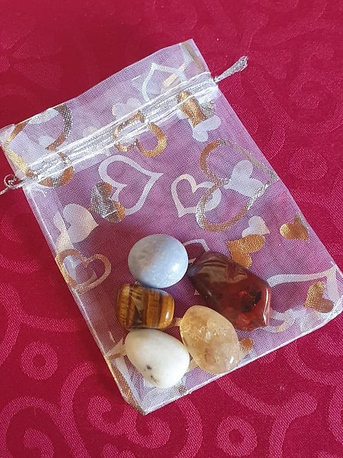 New Beginnings Gemstone Healing Pack