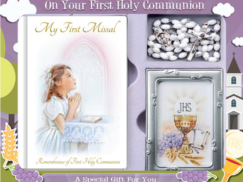 Communion Gift Set - Frame