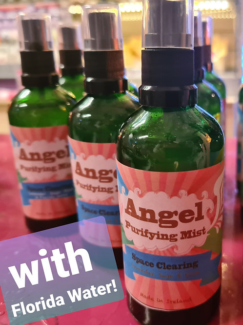 Angel Clearing Spray with Florida Water