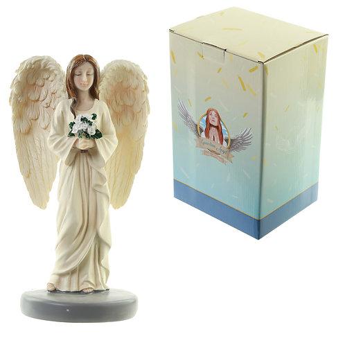 Flowers of Love - Celestial Guardian Figurine