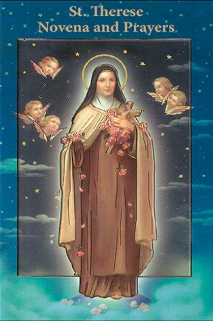 Saint Therese - Novena & Prayers
