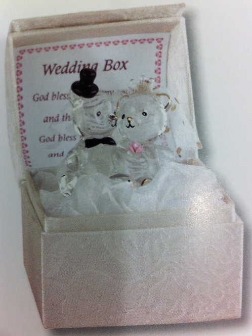 Little Wedding Box Couple