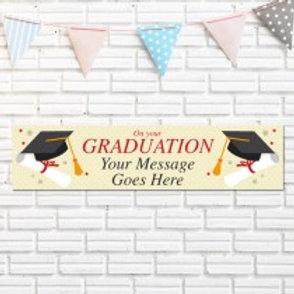 Gratuation Banner - Text