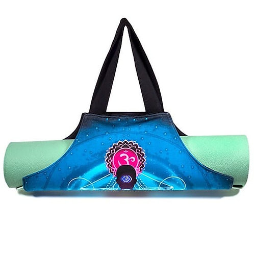 7 Chakras Hexagon -  Yoga Bag