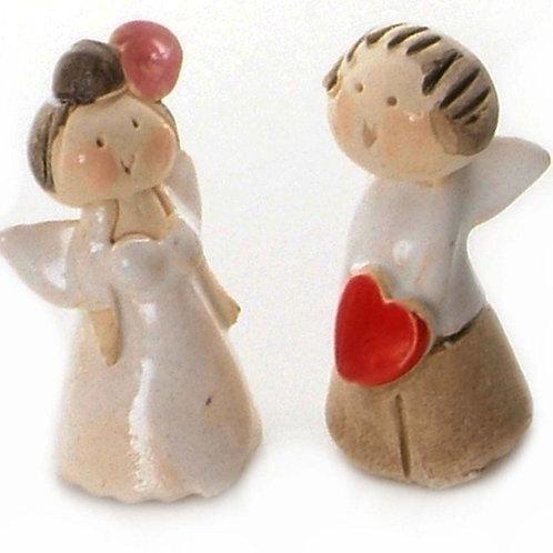 Newlyweds Angels Figurines