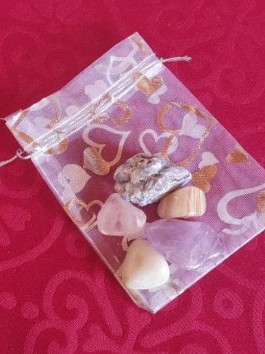 Anxiety - Gemstone Healing Pack