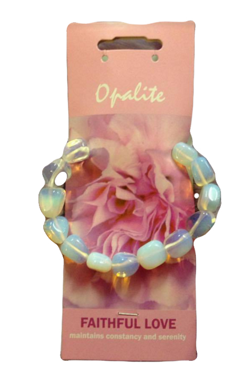 Opalite Bracelet  - Faithful Love