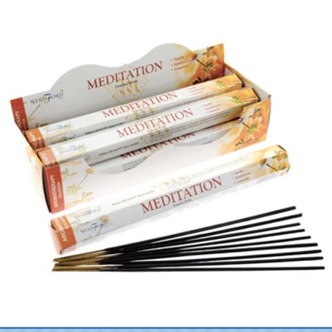 Meditation - Stamford Incense Sticks