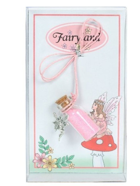 Fairy Dust Necklace - Pink