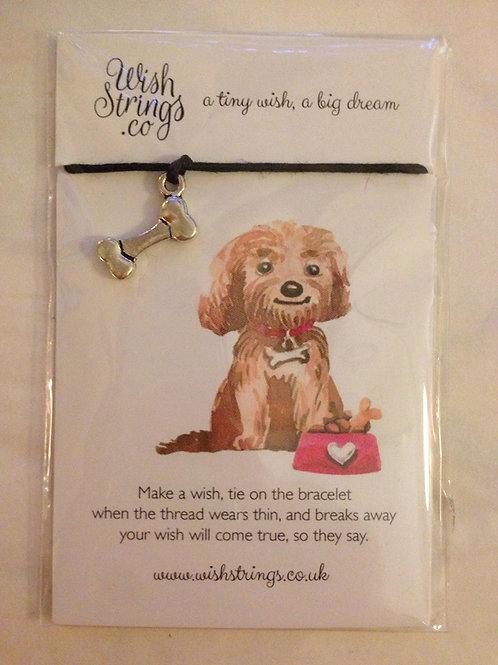 Puppy -  Wish Bracelet