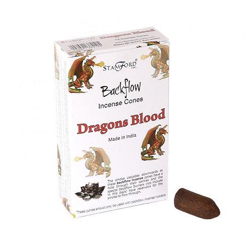 Dragons Blood - Stamford Backflow Cones
