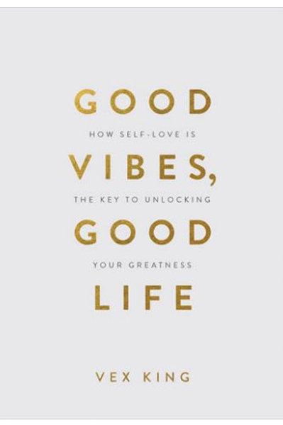 Good Vibes Good Live - Book
