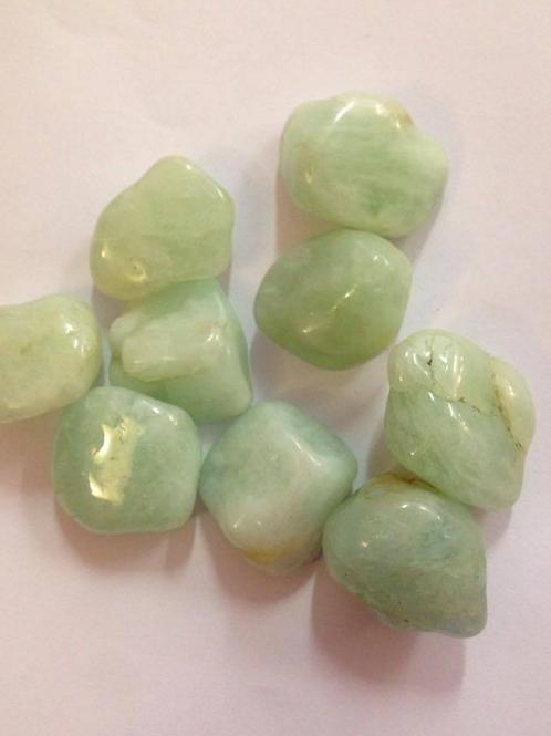 Emerald - Tumblestone Crystal