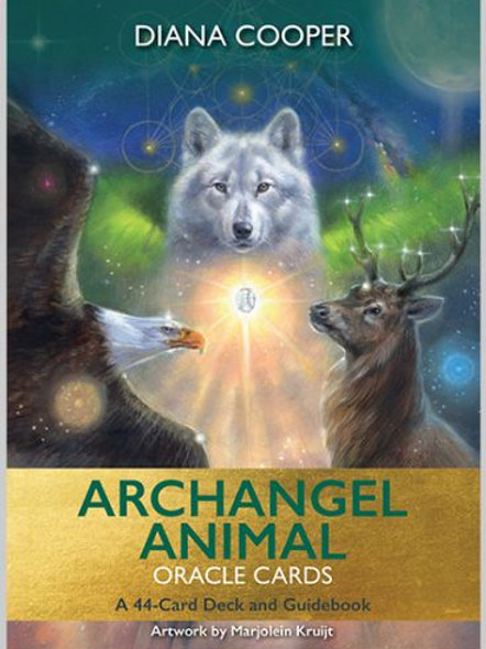 Archangel Animal - Oracle Cards