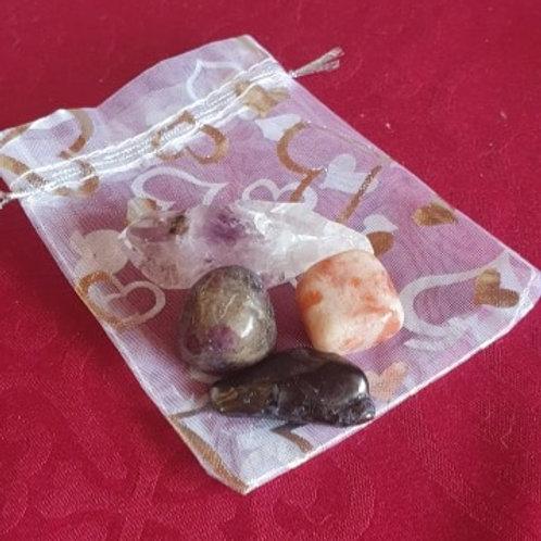 Strength - Gemstone Healing Pack