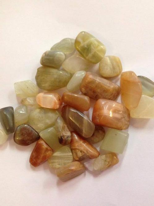 Moonstone - Tumblestone Crystal