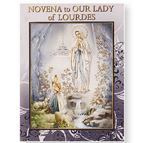 Our Lady Of Lourdes - Novena