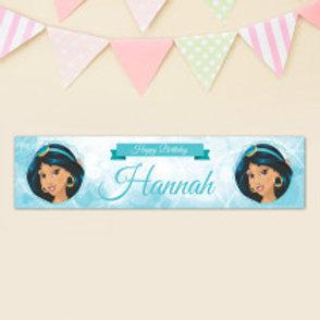 Aladdin Banner - Name