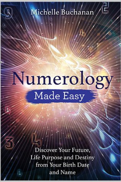 Numerology Made Easy - Book