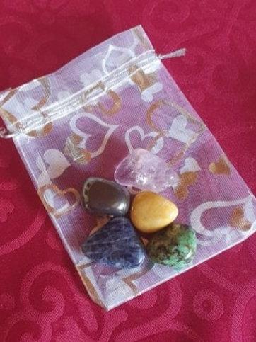 Headache Relief - Gemstone Healing Pack