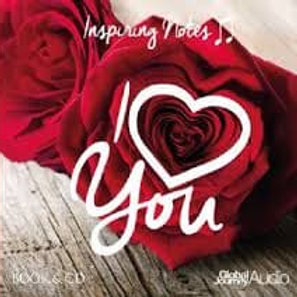 I Love You - Inspirational Notes (Book&CD)