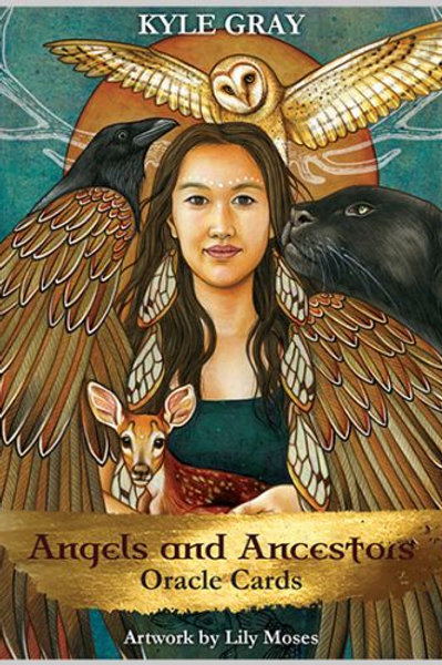 Angela and Ancestors - Oracle Cards