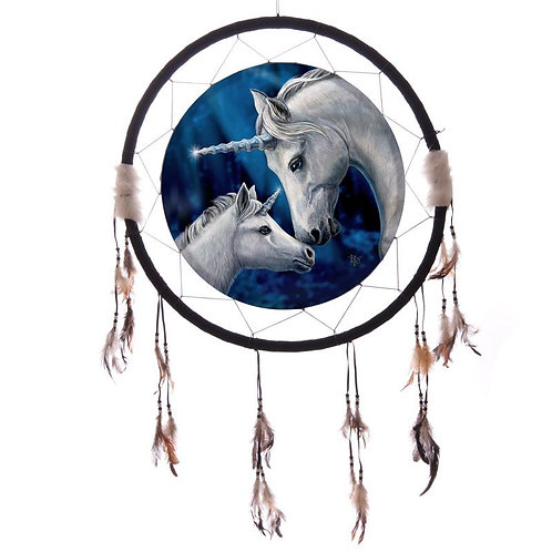 Sacred Love  Dreamcatcher - (Large 60cm)