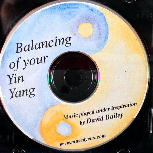 Balancing of your Yin Yang by David Bailey