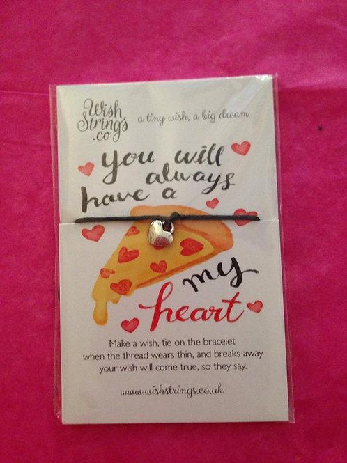 You will always - Wish Bracelet