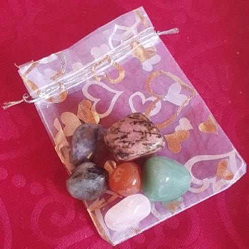 Love & Relationships - Gemstone Healing Pack