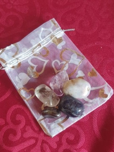 Addiction - Gemstone Healing Pack