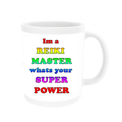 Reiki Master - Mug
