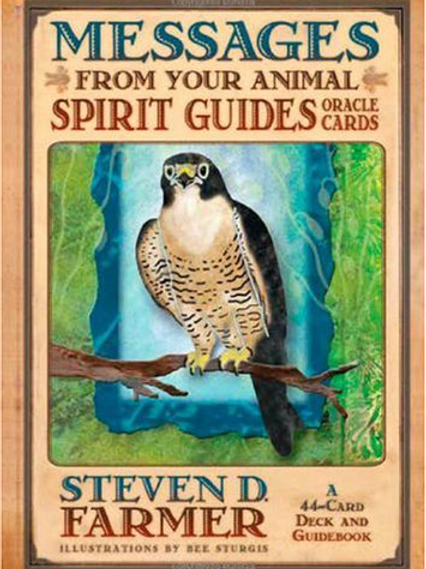 Messages from your Animal Spirit Guide - Oracle Cards