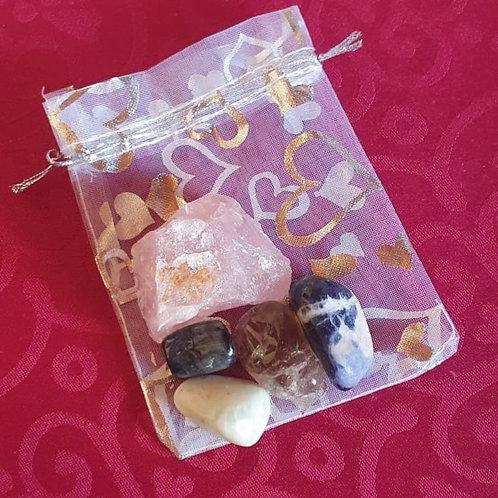 Menopause Relief Gemstone Healing Pack