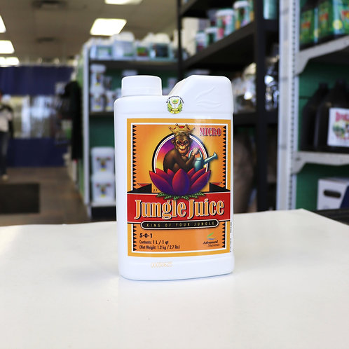 Advanced Nutrients Jungle Juice Micro 1L 5-0-1