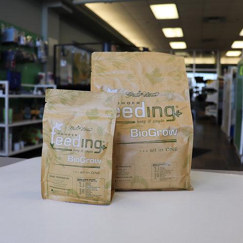 Green House Feeding BioGrow