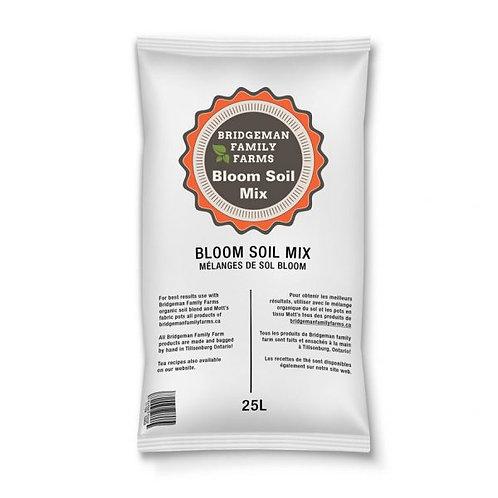 Bridgeman Farms Hybrid Bloom Soil Mix 40L