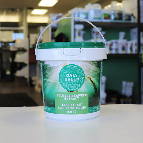 Gaia Green Soluble Seaweed Extract 1.2kg 0-0-17