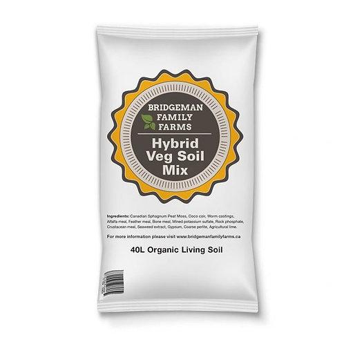 Bridgeman Farms Hybrid Veg Soil Mix
