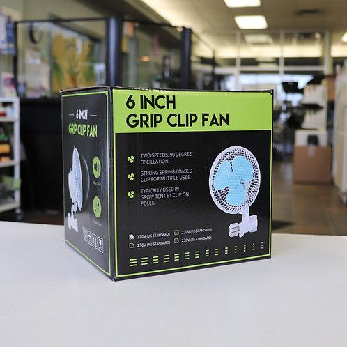 """Grip Clip Fan 6"""""""